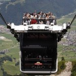 Cabrio world's first open cable car 1
