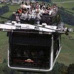 Cabrio world's first open cable car 2