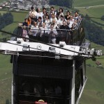 Cabrio world's first open cable car 5