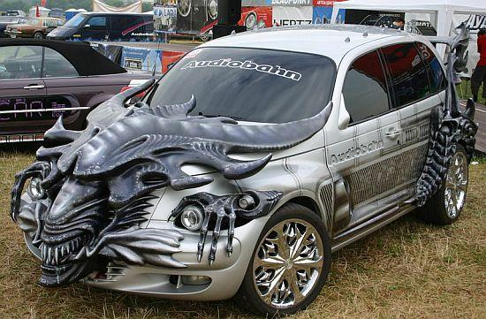 Most Amazing Examples Of Car Art Auto Chunk