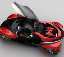 Designers envision fuel-efficient Ferrari F750 concept for 2025
