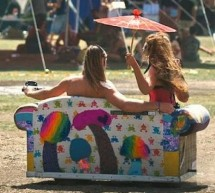 Festival Couch adds wheels, fun to your regular sofa