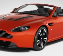 Sneak peek: Aston Martin V12 Vantage Roadster