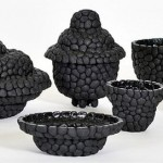 Black Ruby tableware collection  3