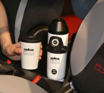 Fiat 500L gets the world's first in-car coffee maker