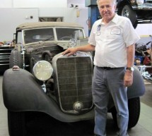 New Jersey auto dealer bought one of Hitler's cars by chance
