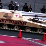 Japanese jet powered Tank 1