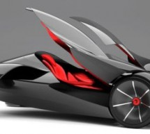 McLaren JetSet is a compact, eco friendly car for the future