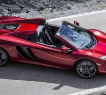 Revealed: McLaren MP4-12C Spider