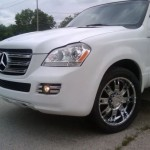 Mercedes GL-Faced Ford Excursion limousine  4