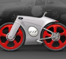 Dutch designer imagines the Porsche 911 of bikes