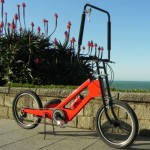 Stepper Bike