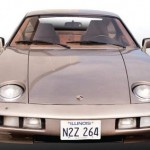 Tom Cruise driven Porsche 928 from Risky Business  1
