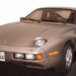 Tom Cruise driven Porsche 928 from Risky Business