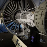 Trent 1000 engine replica in lego1