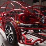 VW's Beetle shaped Shark Cage for Shark Week series