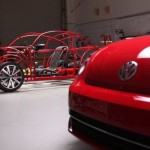 VW's Beetle shaped Shark Cage for Shark Week series 5