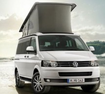 Volkswagen announces new Californian Camper Van for Caravan Salon in Düsseldorf