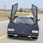 1983 Lamborghini Countach 5000S from Rain Man 1