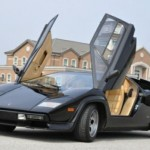 1983 Lamborghini Countach 5000S from Rain Man