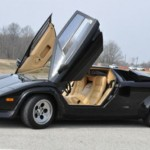 1983 Lamborghini Countach 5000S from Rain Man 2
