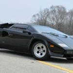1983 Lamborghini Countach 5000S from Rain Man 4