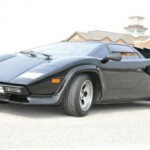 1983 Lamborghini Countach 5000S from Rain Man 5