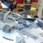 Adrian Drak's Lego Firefly Serenity model 10