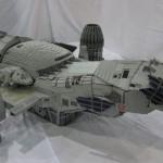 Adrian Drak's Lego Firefly Serenity model