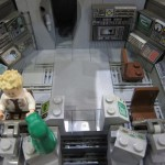 Adrian Drak's Lego Firefly Serenity model  2