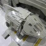 Adrian Drak's Lego Firefly Serenity model  3