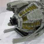 Adrian Drak's Lego Firefly Serenity model  5