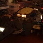 Adrian Drak's Lego Firefly Serenity model  9