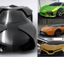Futuristic Lamborghini concepts that'll make the growling bull proud