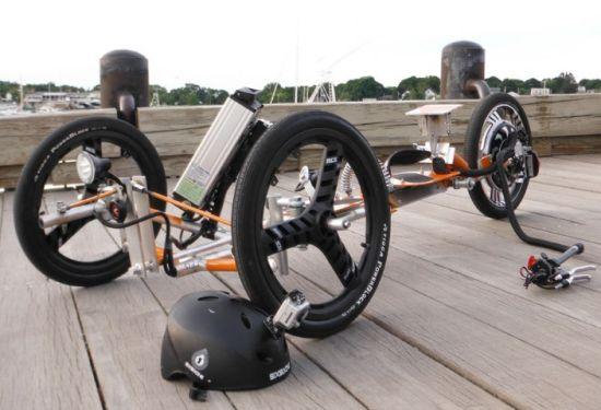 Tribey electric trike