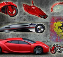 Coolest Ferrari concepts we'd love to see for real