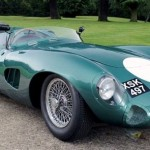 Aston Martin DBR1 for auction