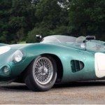 Aston Martin DBR1 for auction  6