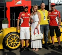 Google VP gets $1.8m Ferrari 599 XX Evo at Italian Grand Prix