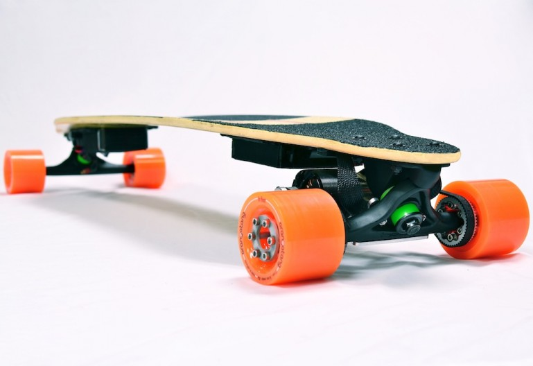 Boosted Boards Presents World 39 S Lightest Electric Vehicle