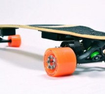 Boosted Boards presents world's lightest electric vehicle in motorized skateboard