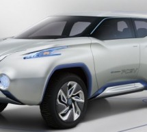 2012 Paris Motor Show preview: Hydrogen fuel cell powered Nissan Terra concept