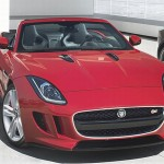 New Jaguar F-type 1