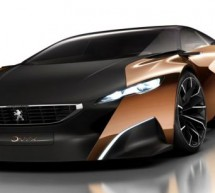 Full specs, images of Peugeot Onyx Sports Car Concept appear before Paris debut