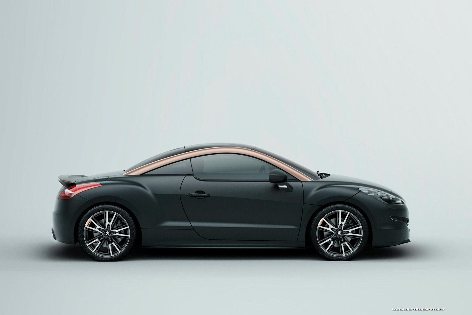 Peugeot rcz r concept revealed coming to 2012 paris motor show