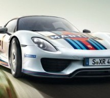 Leaked brochure of Porsche 918 Spyder puts it to bare bones