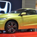 Refreshed 2013 Honda CR-Z