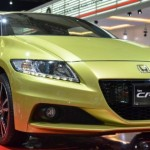 Refreshed 2013 Honda CR-Z 2