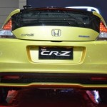 Refreshed 2013 Honda CR-Z 5