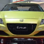 Refreshed 2013 Honda CR-Z 6